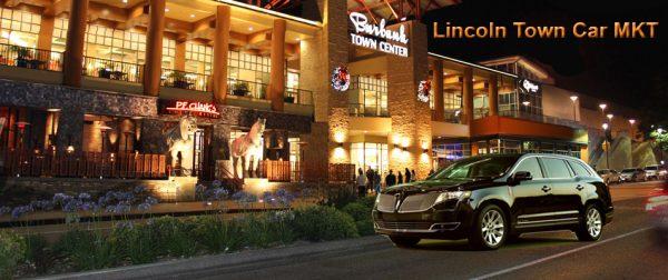 Lincoln MKT Sedans