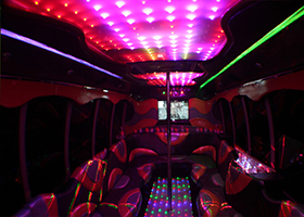 Ford F550 party bus