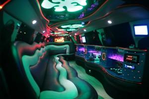 White limo burbank